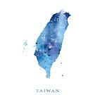 Taiwan von MonnPrint
