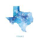 Texas von MonnPrint