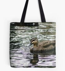Swimming Freely Tote Bag