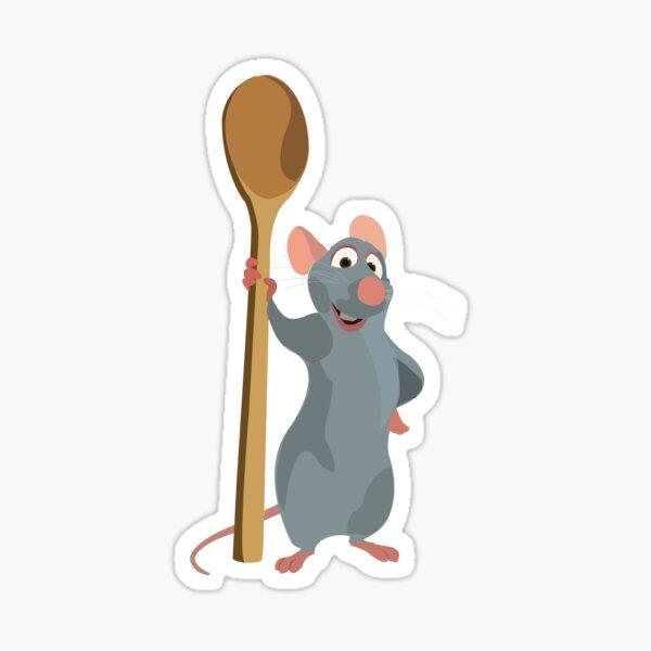 Remy- Ratatouille Sticker
