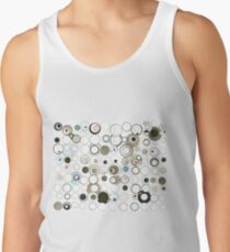 Lattice, ink drawing on paper Tank Top