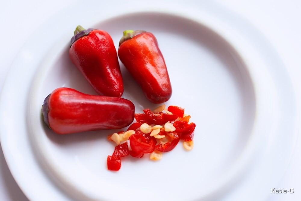 Hot Stuff! by Kasia-D