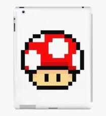 Red Mario Mushroom iPad Case/Skin