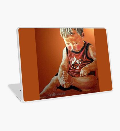 Fingers And Toes Laptop Skin