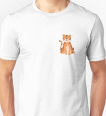 Cute Tiger Unisex T-Shirt