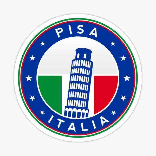 Pisa, Italy, Pisa Italia, Pisa Tower, Torre di Pisa Sticker