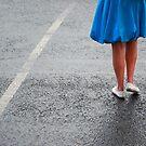 Blue Coat & Legs by Paul Finnegan