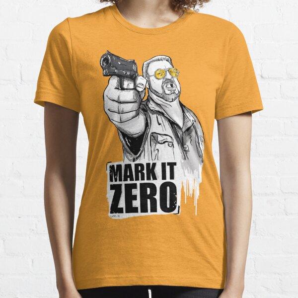 Walter, the big lebowski Essential T-Shirt