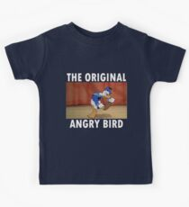 The Original Angry Bird (Donald Duck) Kids Tee