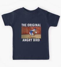 The Original Angry Bird (Donald Duck) Kids Tee