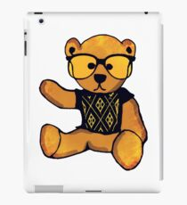 Geek Bear iPad Case/Skin