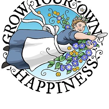 Grow Your Own Happiness with Empress of Dirt by empressofdirt