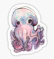 Tiefsee-Krake (Muusoctopus) Sticker