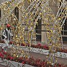 Festive arch by awefaul