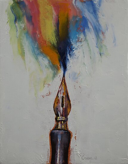 Ink by Michael Creese