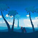 Frozen Tropics by MalMakes