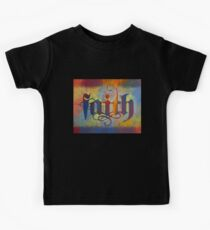 Faith Kids Tee