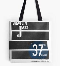 SHAOLIN JAZZ - Bones Tote Bag