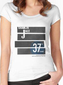 SHAOLIN JAZZ - Bones Women's Fitted Scoop T-Shirt