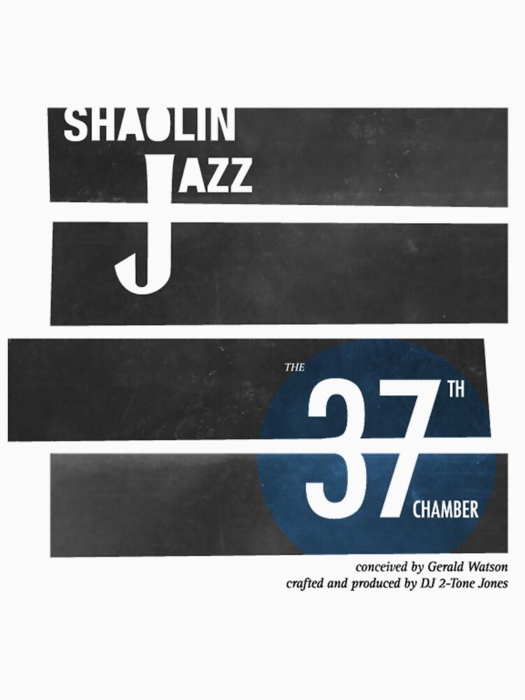 SHAOLIN JAZZ - Bones by dj2tonejones