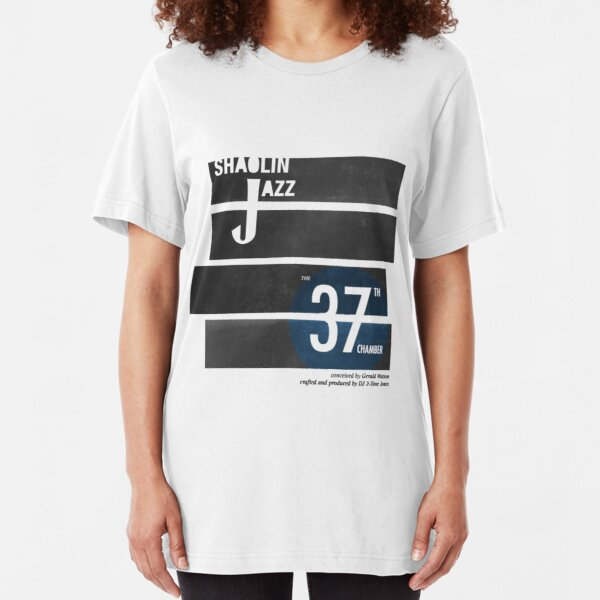 SHAOLIN JAZZ - Bones Slim Fit T-Shirt