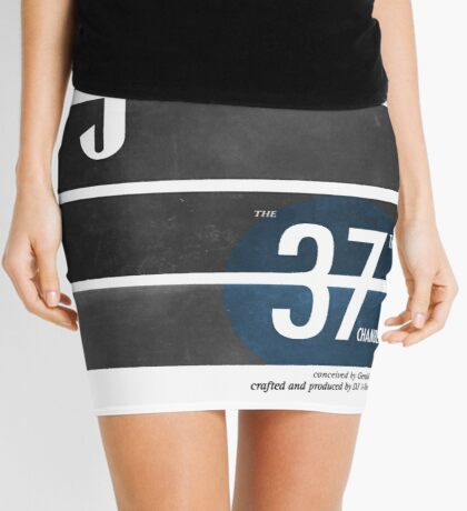 SHAOLIN JAZZ - Bones Mini Skirt