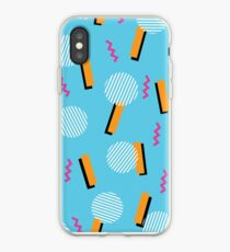 Retro 80's iPhone Case