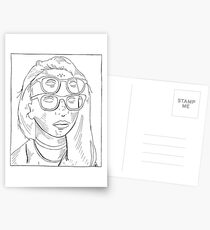 2018 12 17 farrah four eyes  Postcards