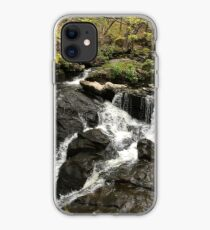 The Waterfall at Inversnaid iPhone Case