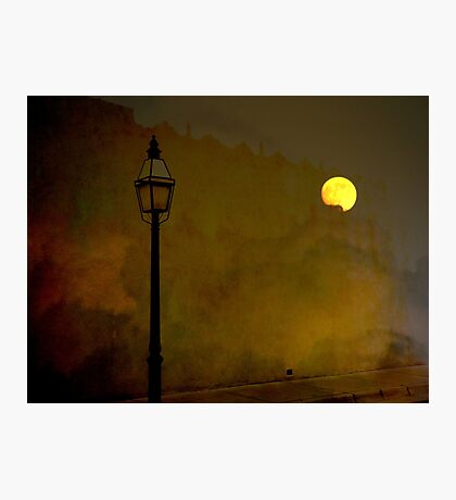 Moon Walker Photographic Print