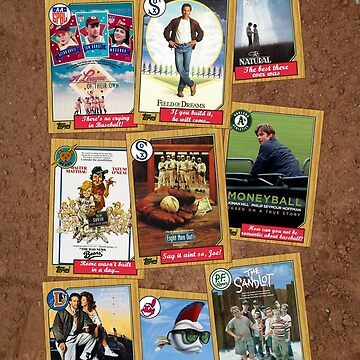 Greatest Baseball Movies of All Time by Tomreagan