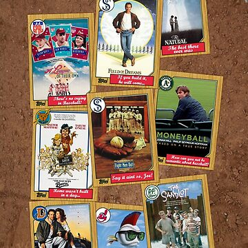 Greatest Baseball Movies of All Time (iPhone X) by Tomreagan