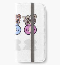STPC: Three Chibis (New Years 2019) iPhone Wallet/Case/Skin