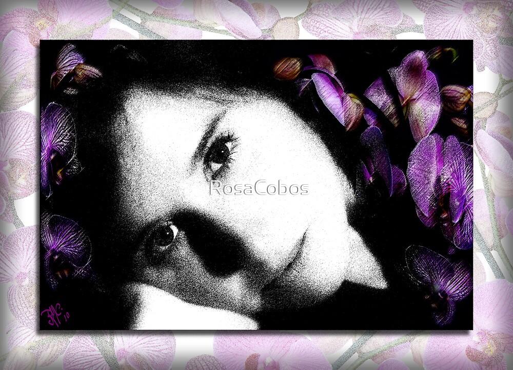 OrchidsKisses (Larraitz´s Dream) by RosaCobos