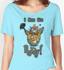 I am so NERDY! Women's Relaxed Fit T-Shirt