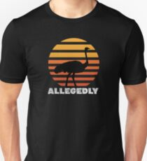 Angeblich Slim Fit T-Shirt