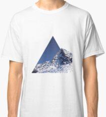 Camiseta clásica La cara norte del Eiger