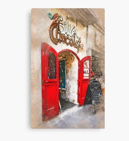 Malta Victoria Gozo Comino #malta #gozo Canvas Print