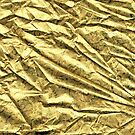 Glossy gold foil   by pASob-dESIGN