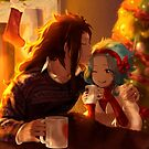 waiting for the new year by shop-ksmile1313