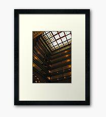 483 Framed Print