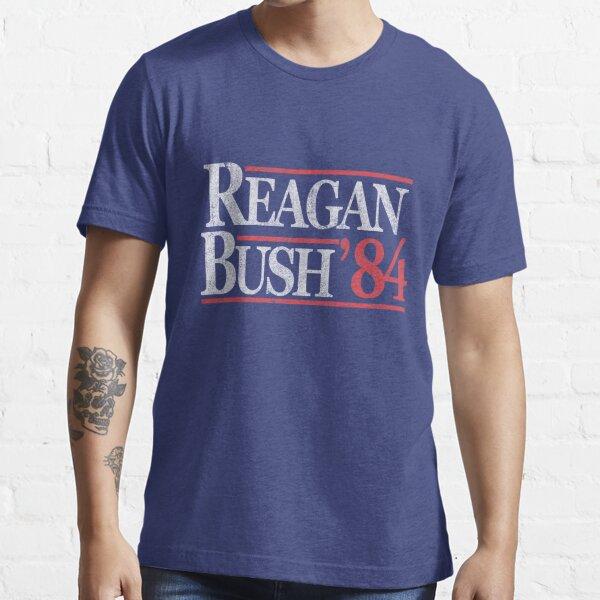 Vintage Reagan Bush 1984 T-Shirt Essential T-Shirt