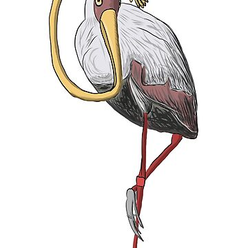 The Stork who Stroke by niry