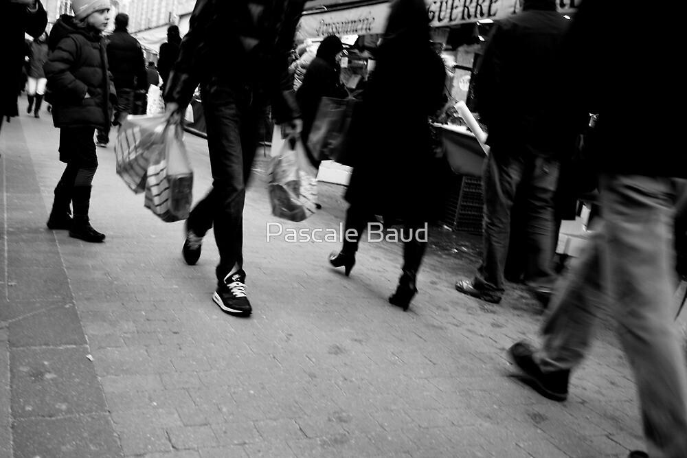 Rue Daguerre (4) - Paris 14ème - by Pascale Baud