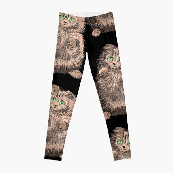 Cute Cat Leggings