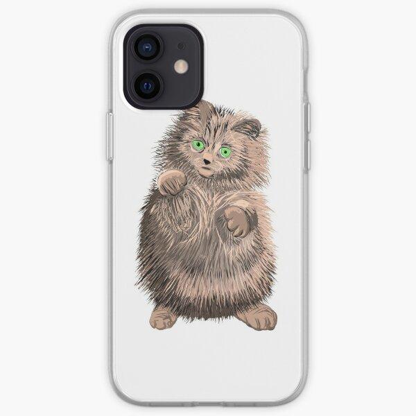 Cute Cat iPhone Soft Case