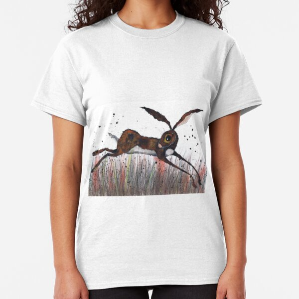 DASHING HARE Classic T-Shirt