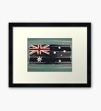 Our icons Framed Print