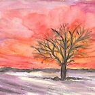 Red Winter Dreams von CarolineLembke