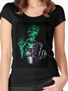 The Necromancer Women's Fitted Scoop T-Shirt